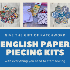English Paper Piecing Kits