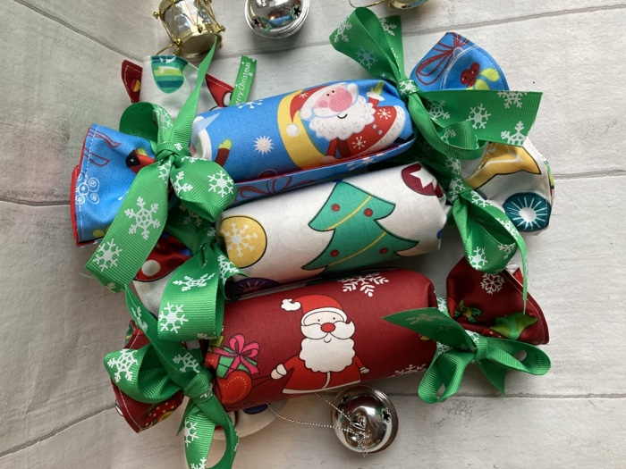 Reusable Christmas Crackers